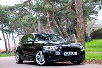 2014 BMW 1 SERIES 1.6 116i M SPORT  £10990.00