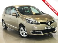 USED 2015 15 RENAULT SCENIC 1.5 DYNAMIQUE TOMTOM ENERGY DCI S/S 5d 110 BHP 1 OWNER | SAT NAV |