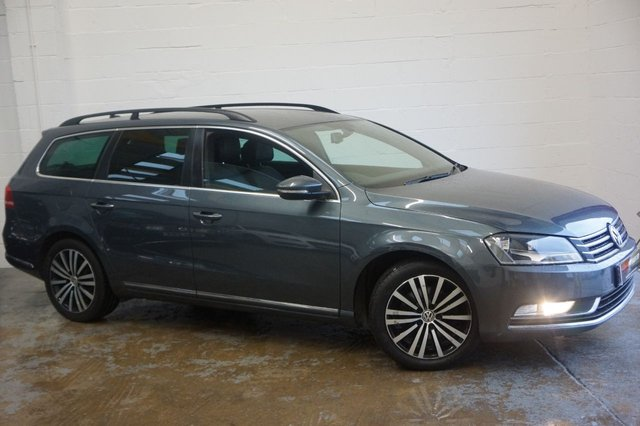 2014 64 VOLKSWAGEN PASSAT 2.0 EXECUTIVE TDI BLUEMOTIONSOLD TO ERIC FROM SHEFFIELD