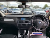 USED 2013 13 BMW X3 2.0 XDRIVE20D SE 5d 181 BHP