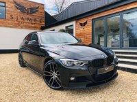2017 BMW 3 SERIES 3.0 335D XDRIVE M SPORT 4d AUTO 308 BHP £22990.00