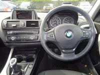 USED 2015 15 BMW 1 SERIES 1.6 114D SE 5d 94 BHP Low mileage with Fsh