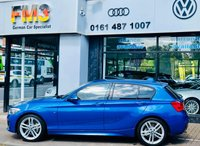 2015 BMW 1 SERIES 1.5 116D M SPORT 5d 114 BHP £SOLD