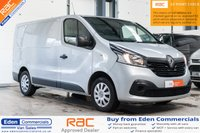 2015 RENAULT TRAFIC 1.6 SL27 BUSINESS PLUS ENERGY *FINISHED IN SILVER* £7995.00