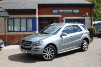USED 2011 61 MERCEDES-BENZ M CLASS 3.0 ML350 CDI BLUEEFFICIENCY GRAND EDITION 5d AUTO 231 BHP Full Service History! Grand Edition Specification!