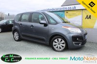 USED 2009 59 CITROEN C3 PICASSO 1.6 PICASSO VTR PLUS HDI 5d 90 BHP DIESEL GREY