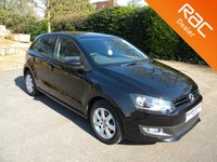 USED 2013 63 VOLKSWAGEN POLO 1.4 MATCH EDITION 5d 83 BHP Low Mileage! Bluetooth, Rear Parking Sensors, Alloy Wheels, Cruise Control