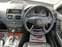 USED 2009 MERCEDES-BENZ C CLASS 2.1 C220 CDI BLUEEFFICIENCY ELEGANCE 5d AUTO 170 BHP