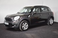 USED 2015 15 MINI COUNTRYMAN 1.6 COOPER 5d 122 BHP NAV + MEDIA PACK + PARK PILOT