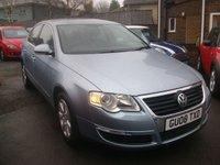 2008 VOLKSWAGEN PASSAT 2.0 TDI SE 4d AUTO 138 BHP £3450.00