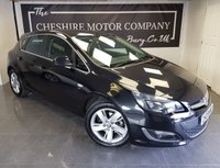 USED 2014 63 VAUXHALL ASTRA 1.7 SRI CDTI ECOFLEX S/S 5d + 2 FORMER KEEPERS + HISTORY