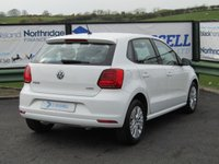 USED 2016 VOLKSWAGEN POLO 1.0 SE 5d 60 BHP