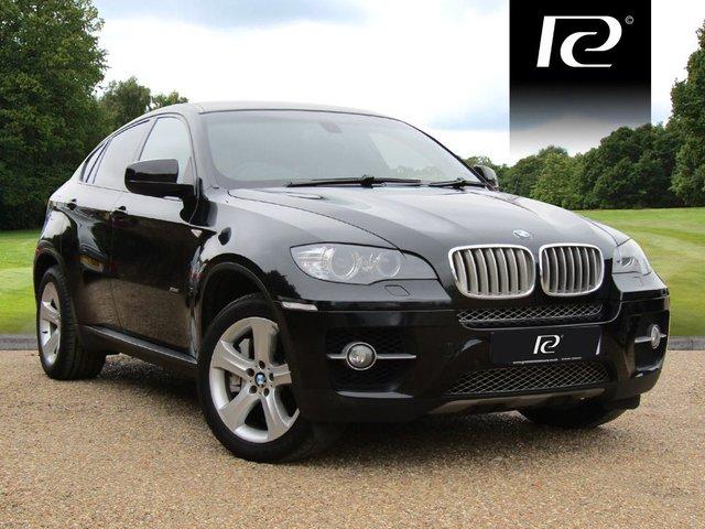 2010 10 BMW X6 4.4 XDRIVE50I 4d AUTO 402 BHP