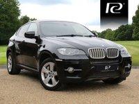 USED 2010 10 BMW X6 4.4 XDRIVE50I 4d AUTO 402 BHP