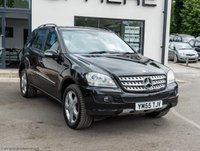 USED 2006 N MERCEDES-BENZ M CLASS 3.0 ML320 CDI SPORT 5d 222 BHP