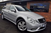 2010 MERCEDES-BENZ R CLASS 3.0 R350 CDI L GRAND EDITION 5DR AUTO 224 BHP £5450.00