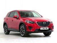 2016 MAZDA CX-5 2.2 D SPORT NAV 5d 173 BHP [4WD] £15949.00