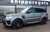 USED 2013 13 LAND ROVER RANGE ROVER SPORT 5.0 V8 Autobiography Dynamic 4X4 5dr (start/stop) SVR Conversion+PanRoof+Tv's
