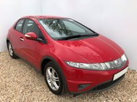 USED 2007 07 HONDA CIVIC 1.3 SE I-DSI 5d 82 BHP