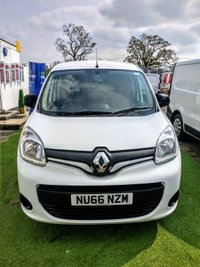 USED 2016 66 RENAULT KANGOO 1.5 ML19 BUSINESS PLUS ENERGY DCI 1d 90 BHP