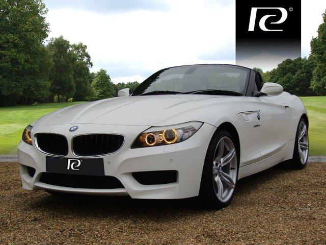 2012 12 BMW Z4 2.0 Z4 SDRIVE28I M SPORT ROADSTER 2d 242 BHP