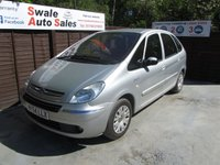 USED 2005 54 CITROEN XSARA PICASSO 2.0 PICASSO DESIRE 2 HDI 5d 89 BHP FINANCE AVAILABLE FROM £14 PER WEEK OVER TWO YEARS - SEE FINANCE LINK FOR DETAILS