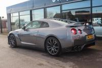 USED 2013 63 NISSAN GT-R 3.8 V6 Premium Edition Black 4WD 2dr Mechanically Standard, FSH