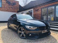2016 BMW 4 SERIES 2.0 420D M SPORT GRAN COUPE 4d AUTO 188 BHP £20490.00