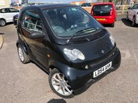 USED 2004 54 SMART FORTWO 0.7 PASSION SOFTOUCH 2d AUTO 61 BHP