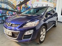 USED 2011 60 MAZDA CX-7 2.2 D SPORT TECH 5d 173 BHP