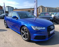 USED 2016 AUDI A6 3.0 TDI AUTO BLACK EDITION