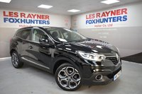 USED 2017 17 RENAULT KADJAR 1.6 DYNAMIQUE S NAV DCI 5d 130 BHP Sat Nav, Half Leather, Cruise control, Park sensors, 19in alloys