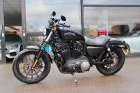 USED 2015 15 HARLEY-DAVIDSON SPORTSTER 883 XL N Iron Custom Cruiser 900cc 1 Owner, ABS