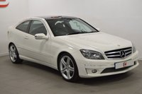 USED 2010 60 MERCEDES-BENZ CLC CLASS 2.1 CLC220 CDI SPORT 3d AUTO 150 BHP MERC HISTORY + PAN ROOF + LEATHER + IMMACULATE ALLOYS