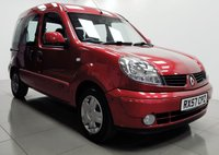 USED 2007 57 RENAULT KANGOO 1.5 EXPRESSION DCI 5d 84 BHP