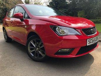 2014 SEAT IBIZA 1.2 TSI I-TECH 5d 104 BHP £6490.00