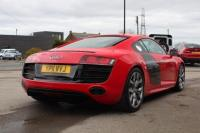 USED 2011 11 AUDI R8 5.2 FSI V10 Quattro 2dr Sports Exhaust, Carbon Blades