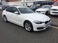 2013 BMW 3 SERIES 1.6 316I SPORT 4d 135 BHP £9800.00
