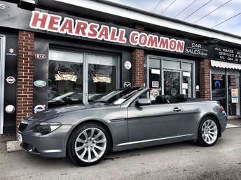 View our BMW 630