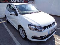 USED 2014 64 VOLKSWAGEN POLO 1.4 SE TDI BLUEMOTION 3d 74 BHP £171 A MONTH WITH NO DEPOSIT AIR CON  ALLOYS FULL SERVICE HISTORY PARKING SENSORS