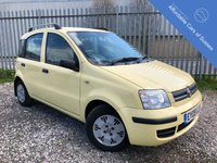 USED 2009 09 FIAT PANDA 1.2 DYNAMIC ECO 5d 60 BHP Only £30 Tax - MOT March 2020