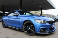 2014 BMW 4 SERIES 2.0 420D M SPORT 2d AUTO 181 BHP £15500.00
