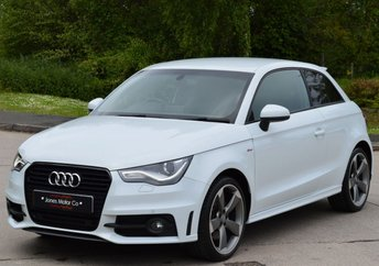 2013 AUDI A1 2.0 TDI BLACK EDITION 3d 143 BHP £11495.00