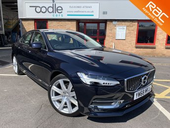 2019 VOLVO S90 2.0 D4 INSCRIPTION PRO 4d AUTO 188 BHP £31000.00