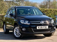 2011 VOLKSWAGEN TIGUAN 2.0 SE TDI BLUEMOTION TECHNOLOGY 4MOTION 5d 138 BHP £9500.00
