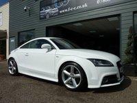 2012 AUDI TT 1.8 TFSI S LINE 2d 160 BHP £10990.00