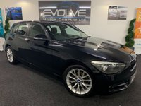 USED 2012 BMW 1 SERIES 2.0 116D SPORT 5d 114 BHP IMMACULATE, GREAT DRIVE!!!