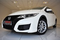 USED 2015 15 HONDA CIVIC 1.6 I-DTEC S 5 DOOR