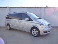 2014 MERCEDES-BENZ VIANO 2.1 AMBIENTE CDI BLUEEFFICENCY 5d 163 BHP £20450.00