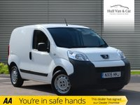 USED 2015 15 PEUGEOT BIPPER 1.2 HDI S 1d 75 BHP ONE OWNER,FULL SERVICE HISTORY